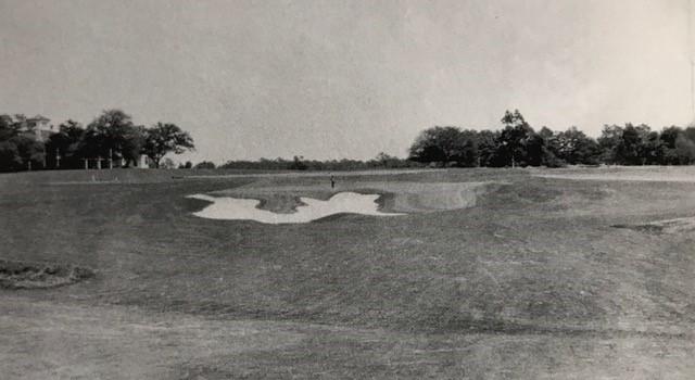 オーガスタナショナル9番グリーン(1934年)
