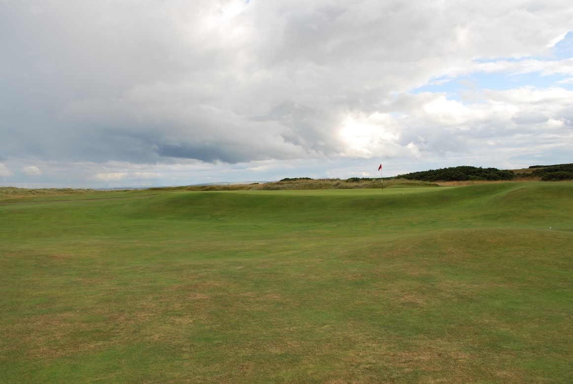 Royal Dornoch Crowned Green
