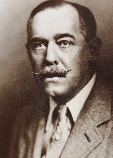 Albert Warren Tillinghast(1874-1942)