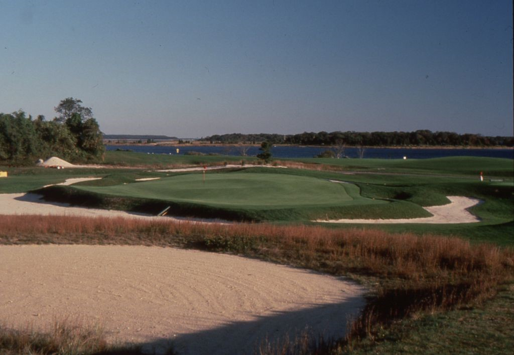 "National Golf Links of America #6 "" Short"""