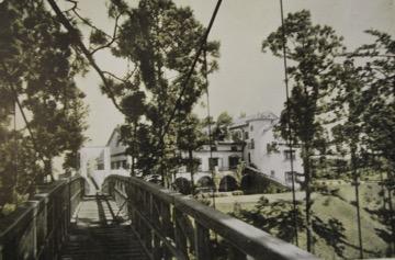 1938年当時のクラブハウス