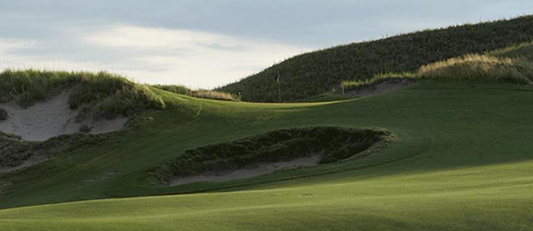 Dismar River White Course 設計US Jack Nicklaus Team ネブラスカ州 Sand Hills GCも近い僻地にあるニクラスチームの作品