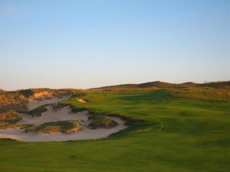 Sand Hills Golf Club 米国