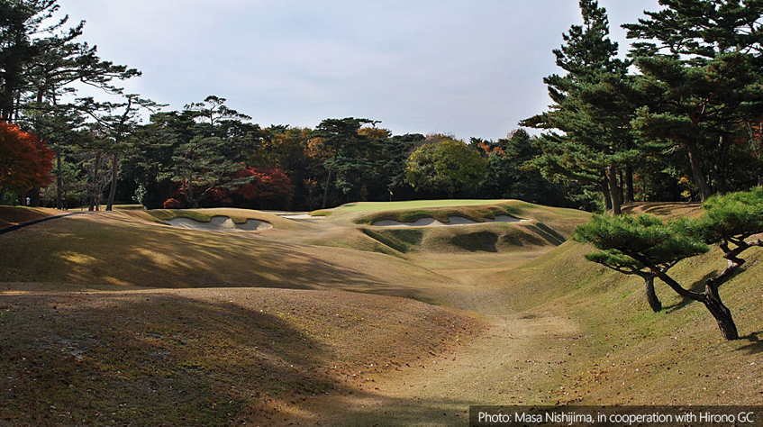 *英国専門誌Golf Course Architectureより