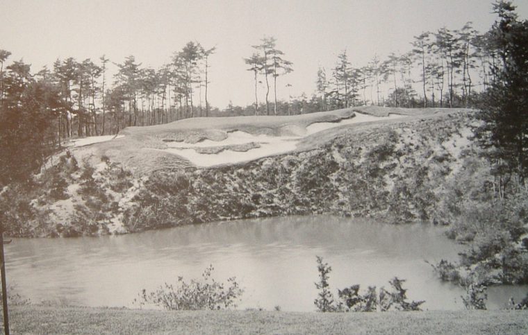 *1933 Hirono Golf Courseより 5番