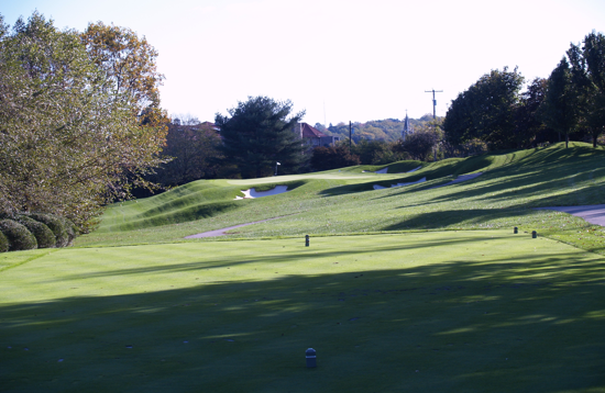 * Whitemarsh Valley Country Club 12番
