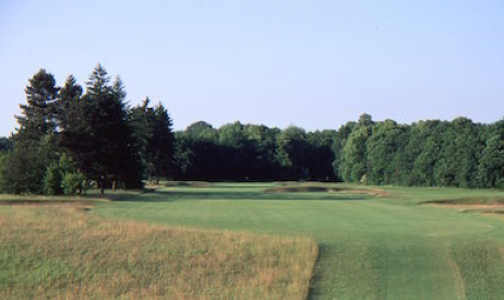 Golf de Chantilly 設計 Tom Simpson
