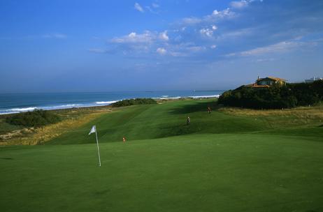 Golf de Chiberta 設計Tom Simpson