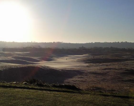 フランスに残したアリソンとコルトの名作。グランヴィル(Golf de Granville)