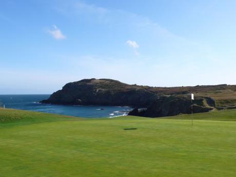 Golf de Dinard 設計 Tom Dunn
