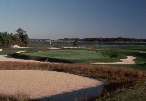 National Golf Links of America 6番