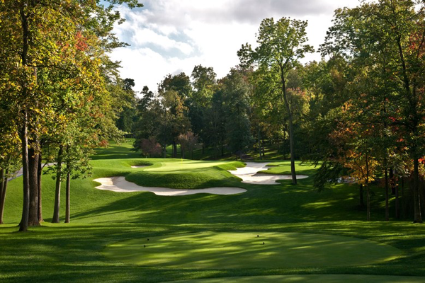 Muirfield Village 8番