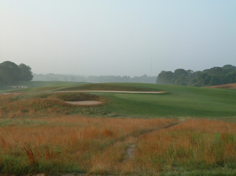 National Golf Links of America #5 Hogsback