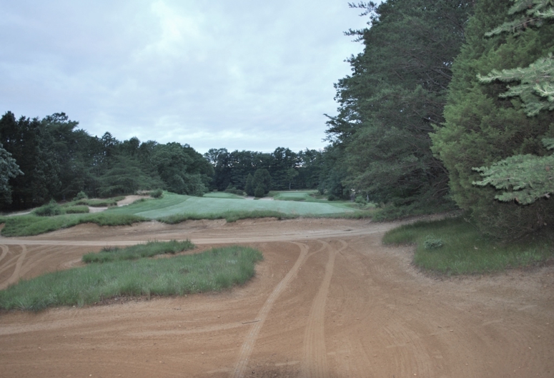 Pine Valley GC 8番