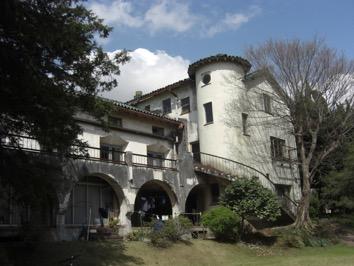 旧藤沢CCクラブハウス(現. グリーンハウス)
